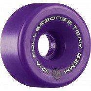 Rollerbones Team Logo 62mm 101A 8pk Purple