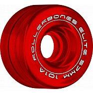 Rollerbones Art Elite Competition Wheels 57mm 101A 8pk Red