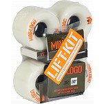 Mini Logo A.W.O.L. Lift Kit 66mm White Wheel