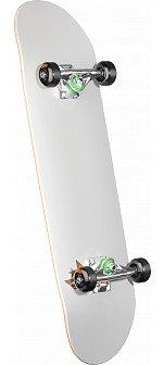 Mini Logo Chevron 112 Custom Complete Skateboard - 7.75 x 31.75