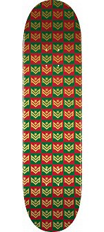 Mini Logo Chevron Skateboard Deck 249 Gift Wrap - 8.5 x 32
