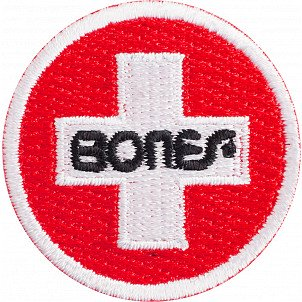Bones Bearings Swiss Circle Patch Single
