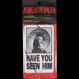 Powell Peralta Animal Chin Air Freshner