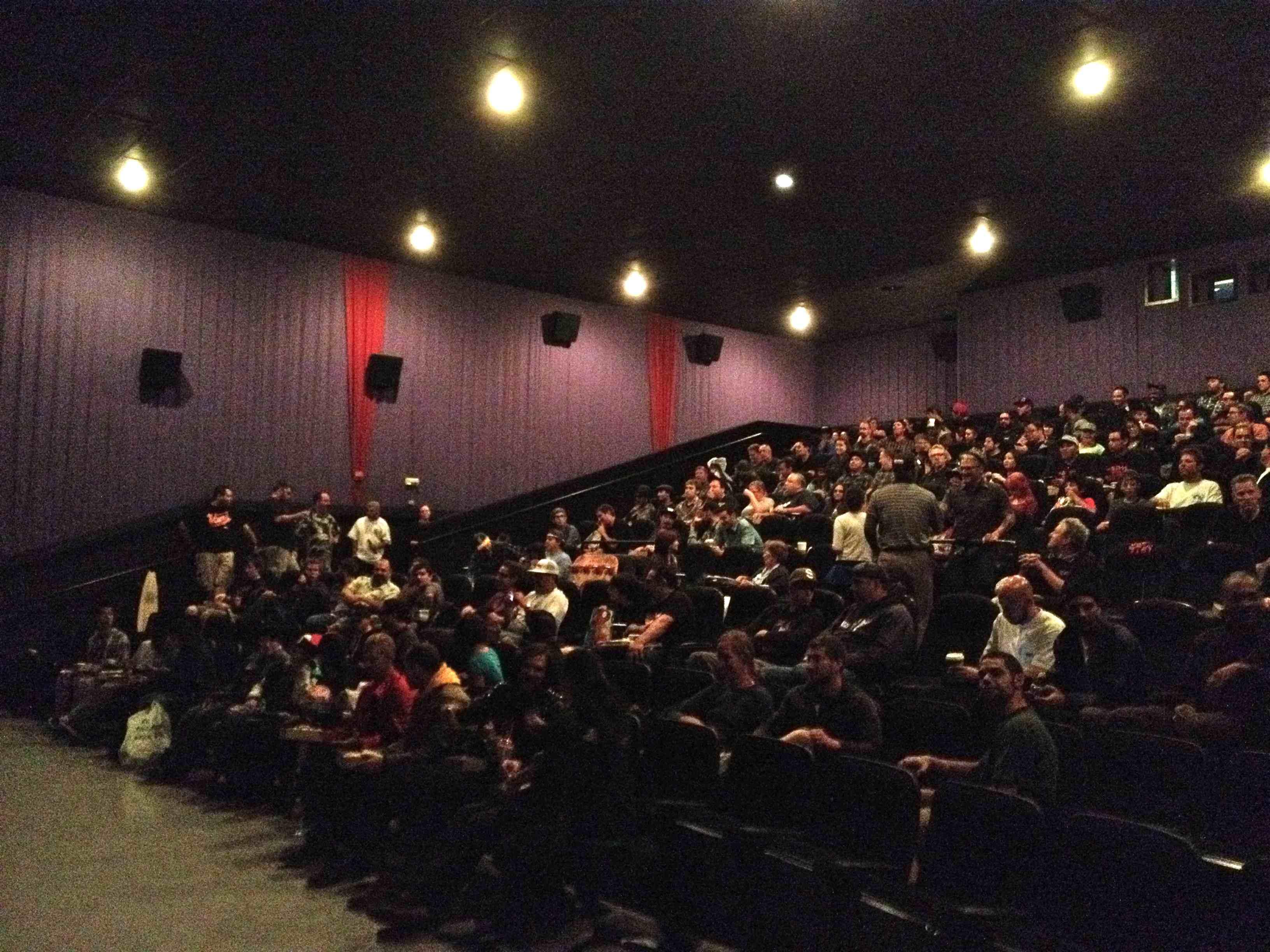 inside for premiere