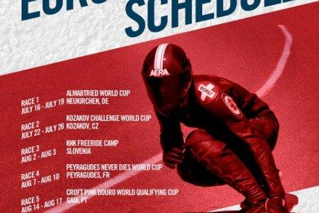 European Race Schedule