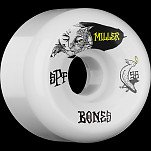 BONES SPF Pro Miller Guilty Cat 56x32 P5 Skateboard Wheel 84B 4pk