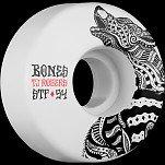 BONES STF Pro Rogers Wolf 54x30 V3 Skateboard Wheel 83B 4pk