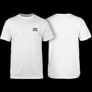 BONES WHEELS Mini Rat T-shirt White